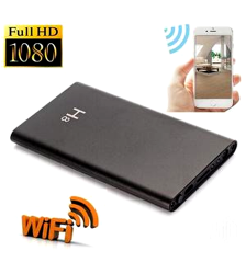 H8 Power Bank Spy Hidden Pinhole Camera