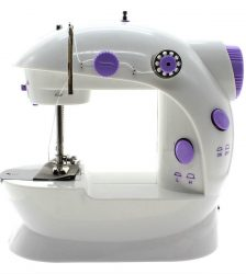 Portable Electric Mini Sewing Machine With Led Light