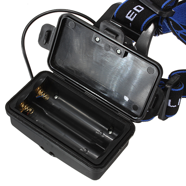 LED Rechargeable headlamp for hunting