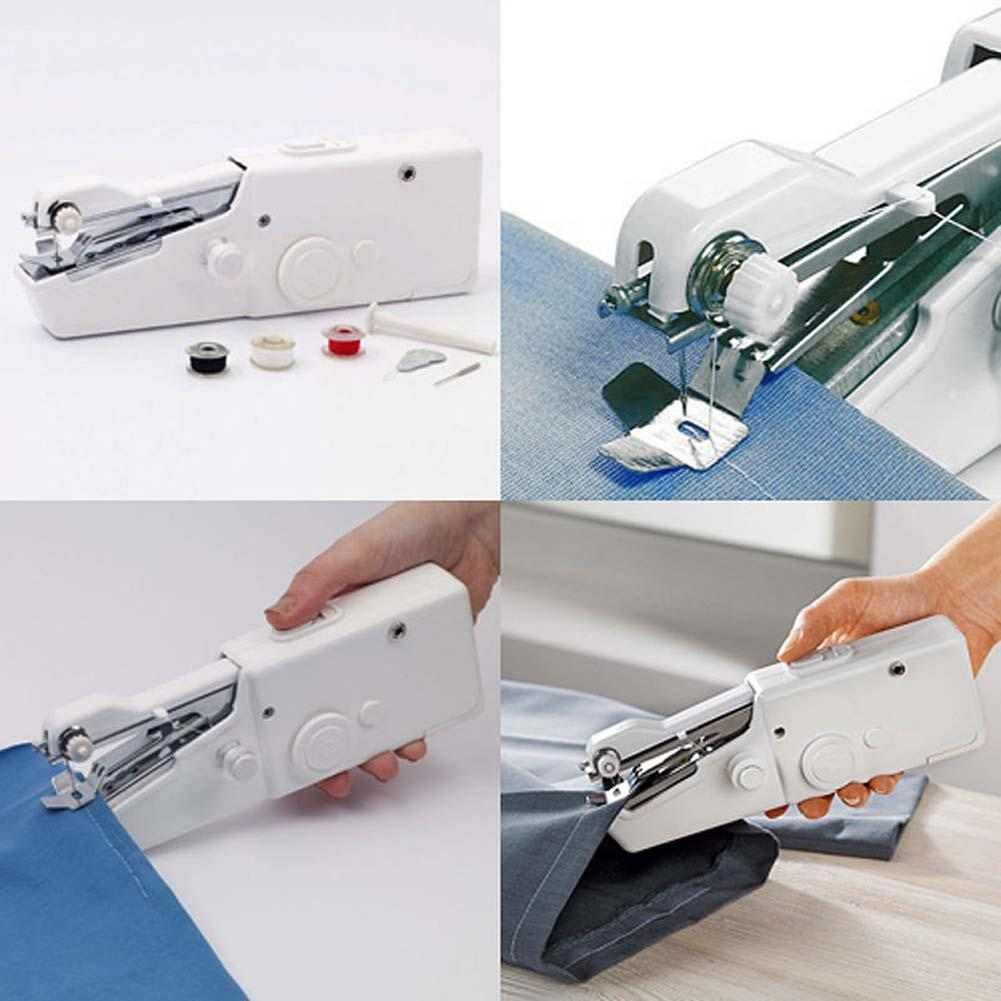 Mini Hand Sewing Machine Traveling Machine Travel Portable Sewing SewingMachYLW